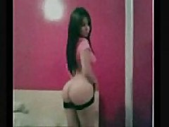 This Mexican beauty sure knows how to please a man, she lets him film her whenever that guy wants, so we have multipule clips in this homemade sex video.
