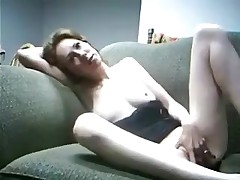 Girl begins out by rubbing her own body and getting herself turned on before feeling the ramrod inside. She finishes herself off the same way this babe started, with the touch of her hands down there.