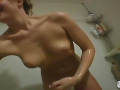 Take a look at this russian babe, She's amazing and her big wet but can drive us crazy! In case u haven't heard about her she's Maya, a delicious lascivious sweetheart that loves stuffing her pretty mouth with a hard dong previous to laying on bed with her legs spread. U really need to see what this stud will do to her ass