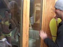UK PORN Chalet Beauty Scene 3