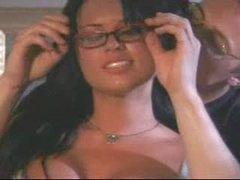 Fleshly fun with flawless Eva Angelina