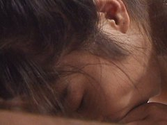 Japanese beauty acquires drilled