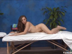 Hot Tiffany gets totally nude